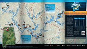 Alabama Bass Trail brochure thumbnail