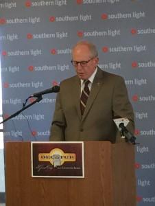 Bowling/Southern Light Press Release